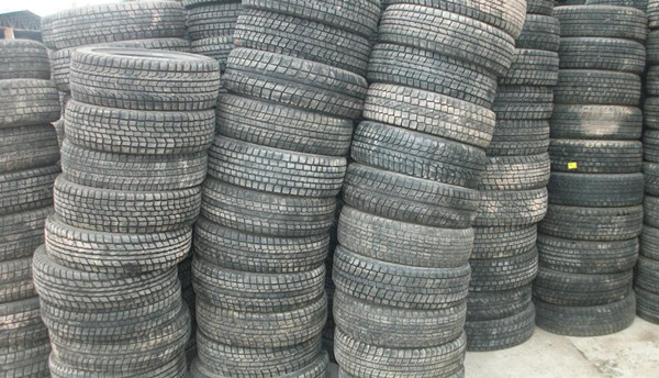 Waste Tire Recycling System