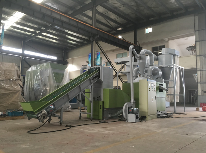 400 Cable Wire Recycling Machine