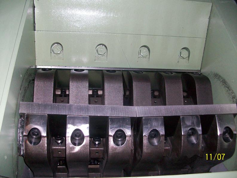 Heavy Duty Granulator Crusher Machine