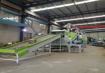 Radiator Recycling Production Line