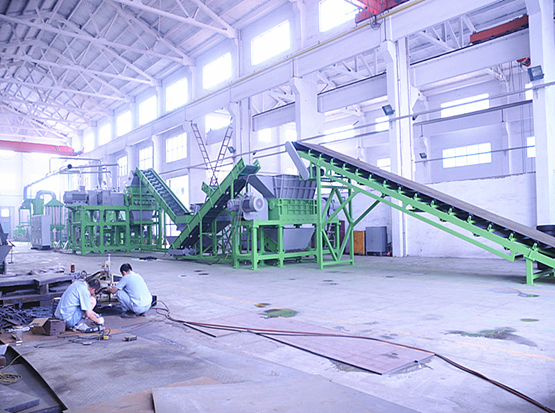 Wire Free Mulch Plant