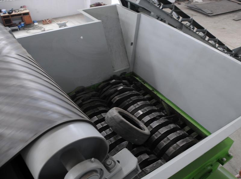 Waste Tire TDF plant
