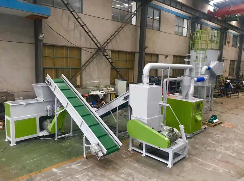 300kg per hour Cable Granulator